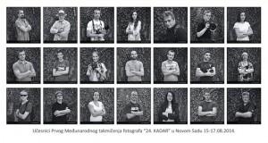 Učesnici Kadra 24