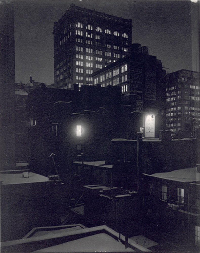 From the Black Window, 1915