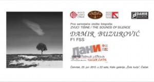 Damir Buzurovic, The Sounds of Silence_resize-1000