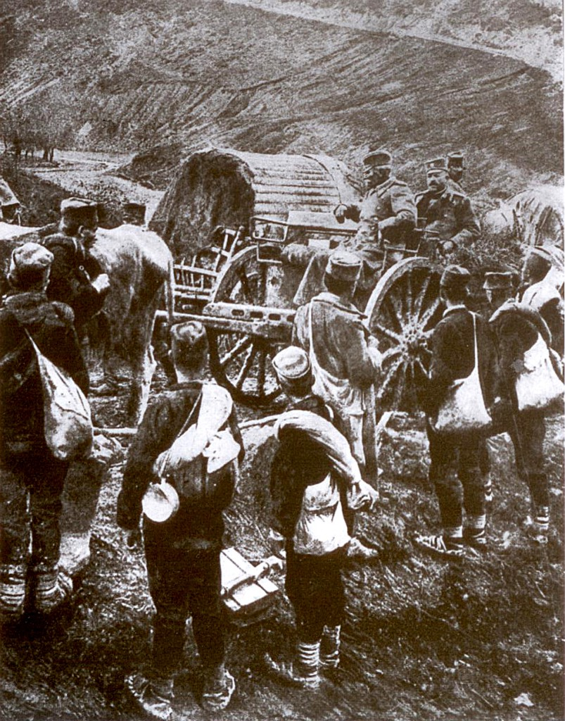 "Насловна страна ""L'Illustration"" 1 јануара 1916."